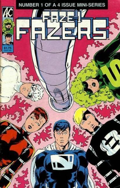 Faze 1 Fazers (1986) Complete Bundle - Used