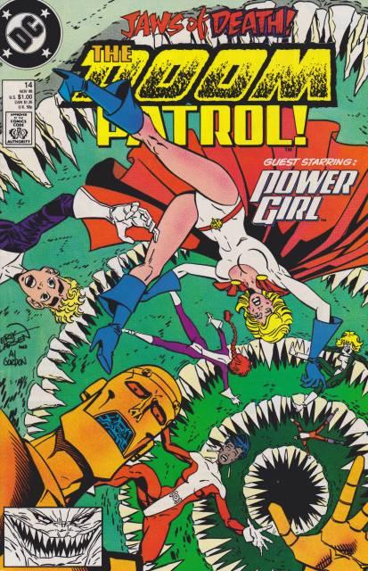 Doom Patrol (1987) no. 14 - Used