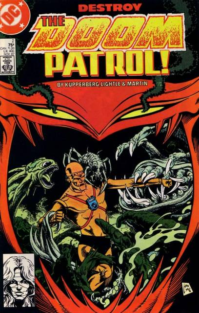 Doom Patrol (1987) no. 2 - Used