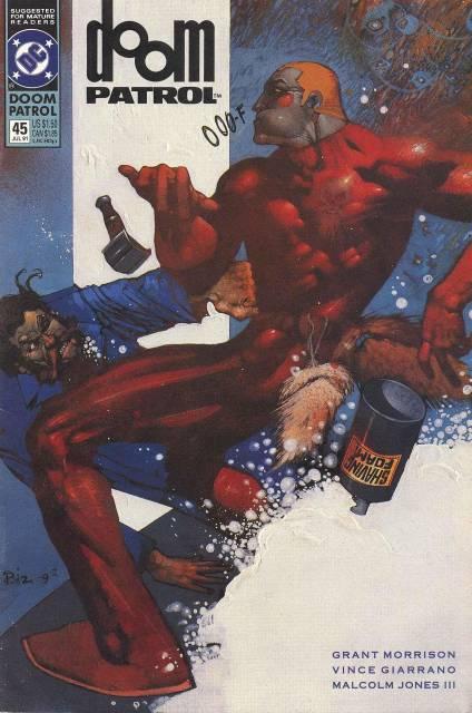 Doom Patrol (1987) no. 45 - Used