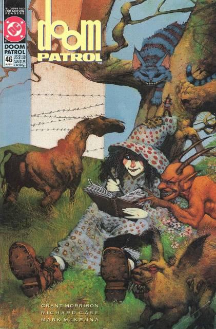 Doom Patrol (1987) no. 46 - Used