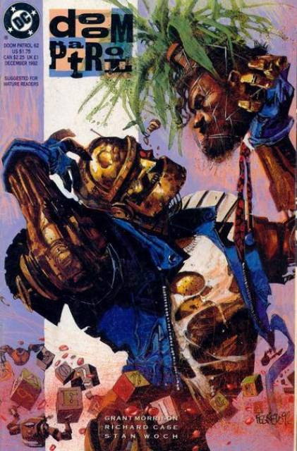 Doom Patrol (1987) no. 62 - Used