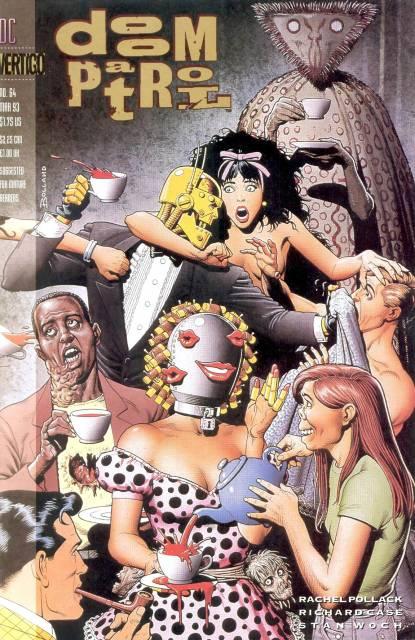 Doom Patrol (1987) no. 64 - Used