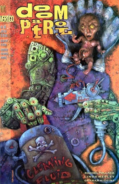 Doom Patrol (1987) no. 68 - Used
