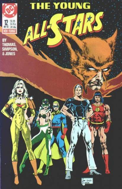 Young All-Stars (1987) no. 12 - Used