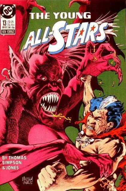 Young All-Stars (1987) no. 13 - Used