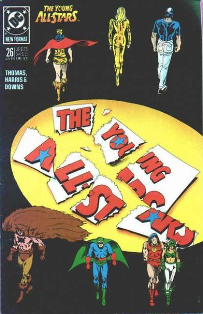 Young All-Stars (1987) no. 26 - Used