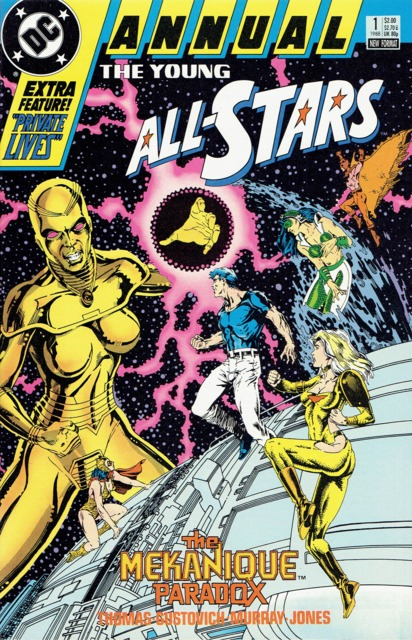Young All-Stars (1987) Annual no. 1 - Used