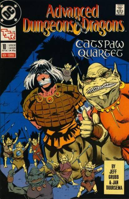 Advanced Dungeons and Dragons (1988) no. 10 - Used