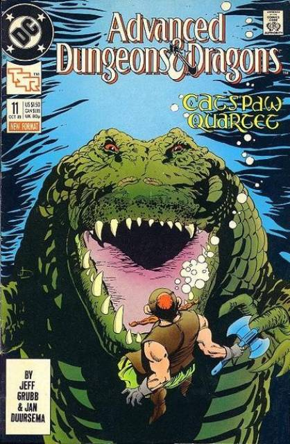 Advanced Dungeons and Dragons (1988) no. 11 - Used