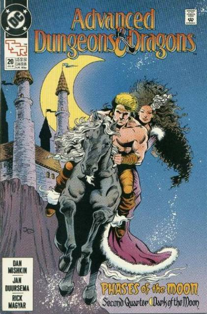 Advanced Dungeons and Dragons (1988) no. 20 - Used