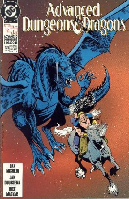 Advanced Dungeons and Dragons (1988) no. 30 - Used