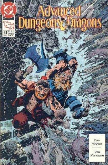 Advanced Dungeons and Dragons (1988) no. 31 - Used