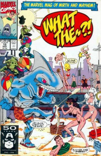 What The (1988) no. 15 - Used