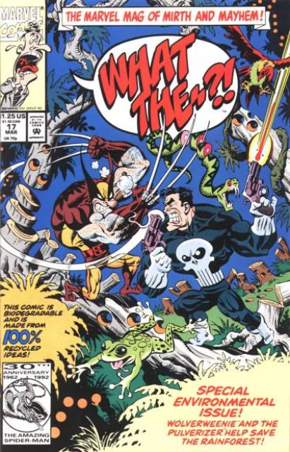 What The (1988) no. 17 - Used