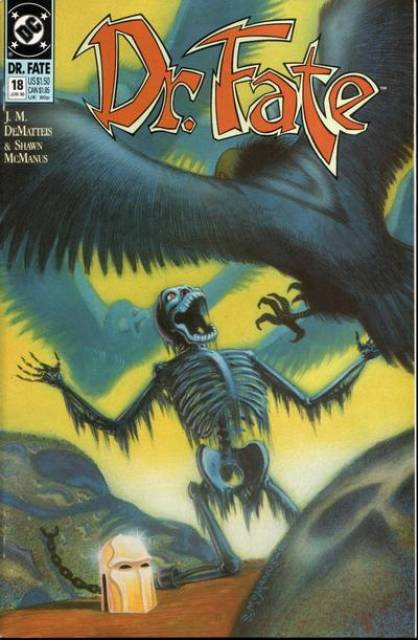 Doctor Fate (1988) no. 18 - Used