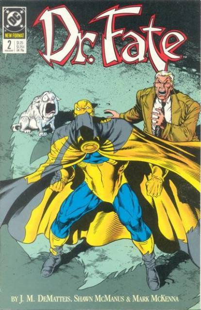 Doctor Fate (1988) no. 2 - Used