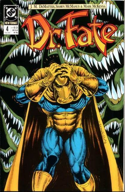 Doctor Fate (1988) no. 4 - Used