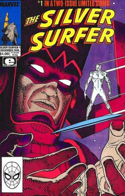 The Silver Surfer (1988) Complete Bundle - Used
