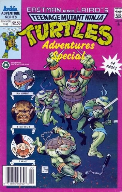 Teenage Mutant Ninja Turtles (1989) Special no. 1 - Used