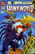 Hawkworld (1990) Annual no. 3 - Used