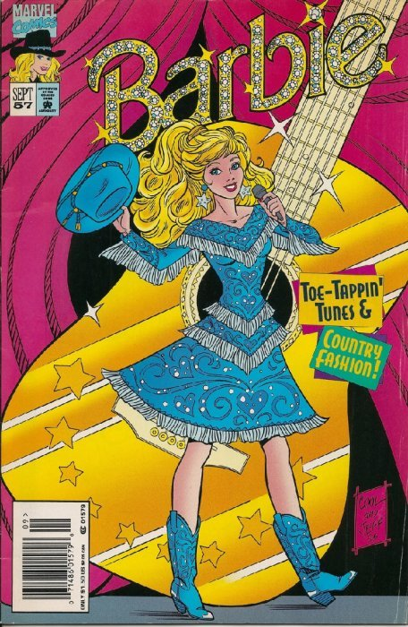 Barbie (1991) no. 57 - Used