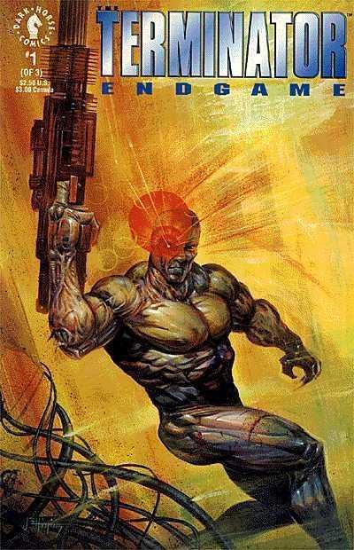 Terminator Endgame (1992) Complete Bundle - Used