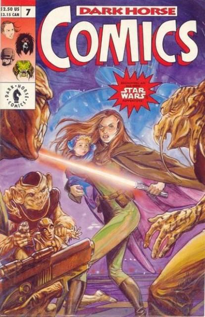 Dark Horse Comics (1992) no. 7 - Used