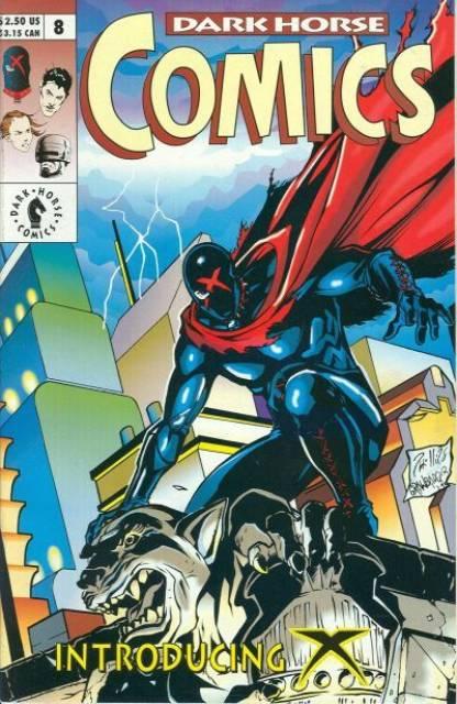 Dark Horse Comics (1992) no. 8 - Used