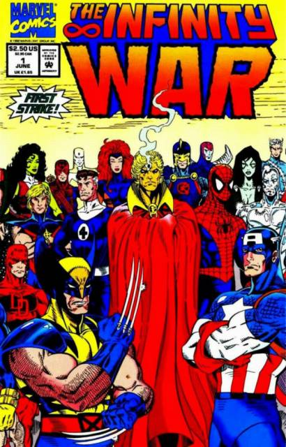 Infinity War (1992) Complete Bundle - Used