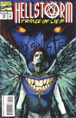 Hellstorm: Prince of Lies (1993) no. 19 - Used