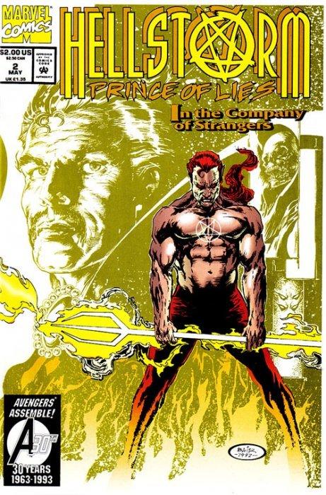 Hellstorm: Prince of Lies (1993) no. 2 - Used