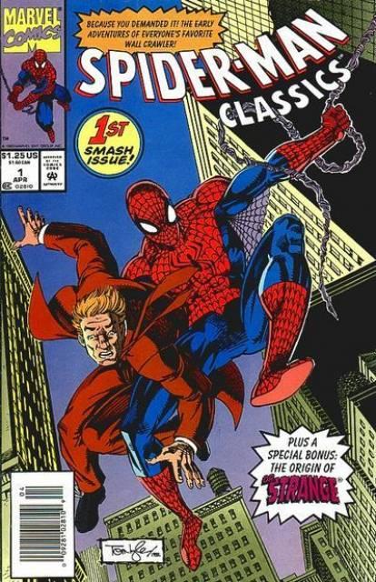 Spider-Man Classics (1993) no. 1 - Used
