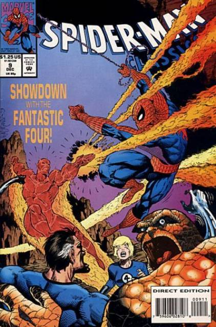 Spider-Man Classics (1993) no. 9 - Used