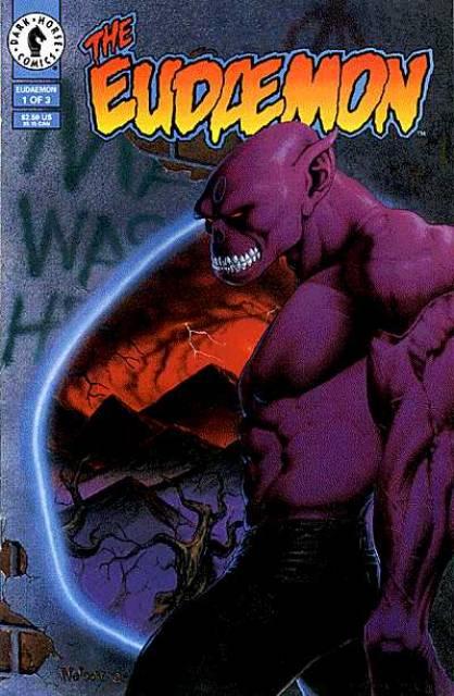 Eudaemon (1993) Complete Bundle - Used