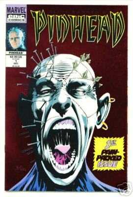 Pinhead (1993) Complete Bundle - Used