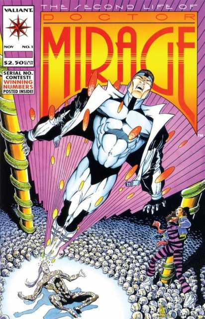 Second Life of Doctor Mirage (1993) no. 1 - Used