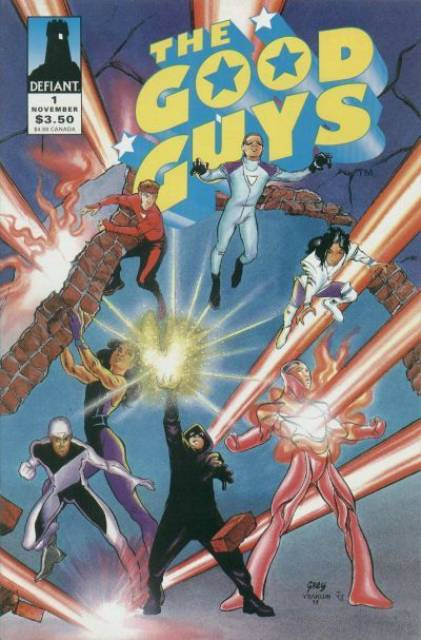 The Good Guys (1993) Complete Bundle - Used