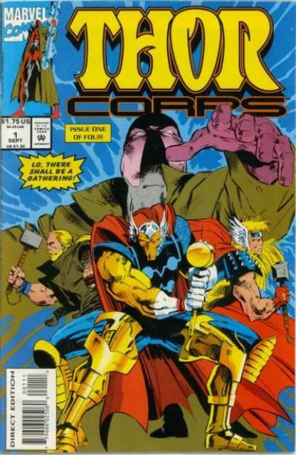 Thor Corps (1993) Complete Bundle - Used