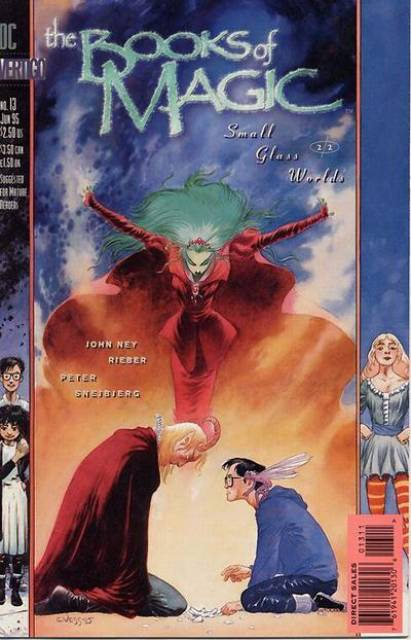 Books of Magic (1994) no. 13 - Used