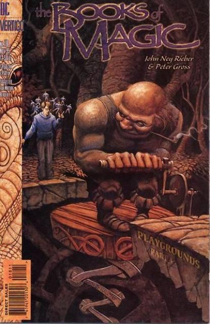 Books of Magic (1994) no. 18 - Used