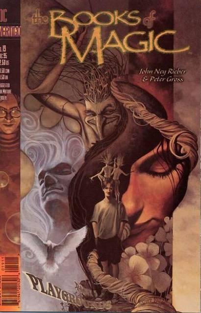 Books of Magic (1994) no. 19 - Used