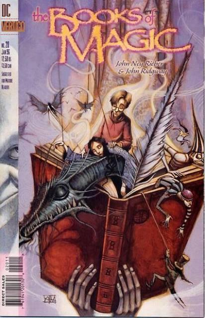 Books of Magic (1994) no. 20 - Used