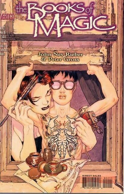 Books of Magic (1994) no. 22 - Used