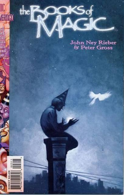 Books of Magic (1994) no. 23 - Used