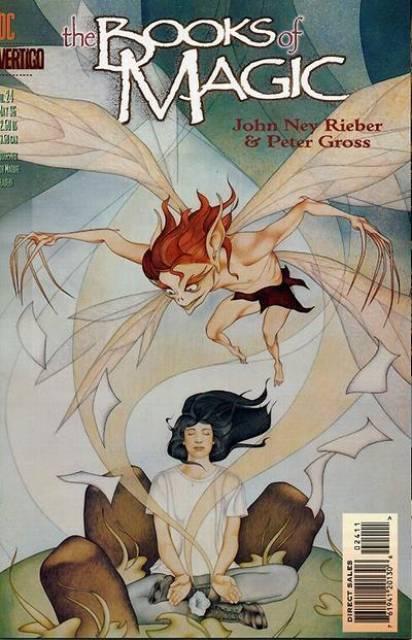 Books of Magic (1994) no. 24 - Used