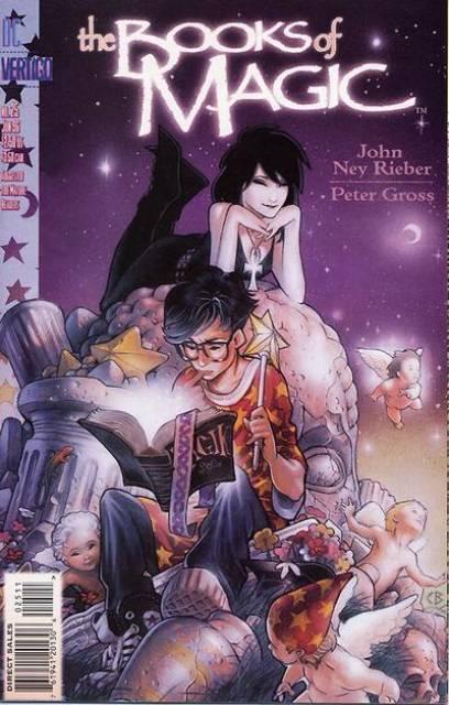 Books of Magic (1994) no. 25 - Used