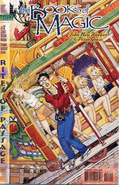 Books of Magic (1994) no. 27 - Used