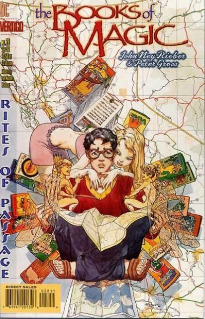 Books of Magic (1994) no. 28 - Used