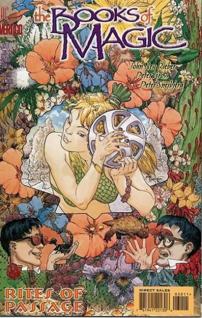 Books of Magic (1994) no. 30 - Used